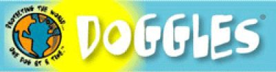 画像1: 愛犬大好き【DOGGLES】Flying Disc フリスビー