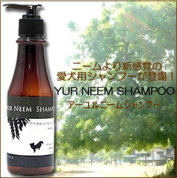 画像1: 愛犬ストレスフリーの香り豊かな天然アロマシャンプー【アーユルニームシャンプー】250ml (1)